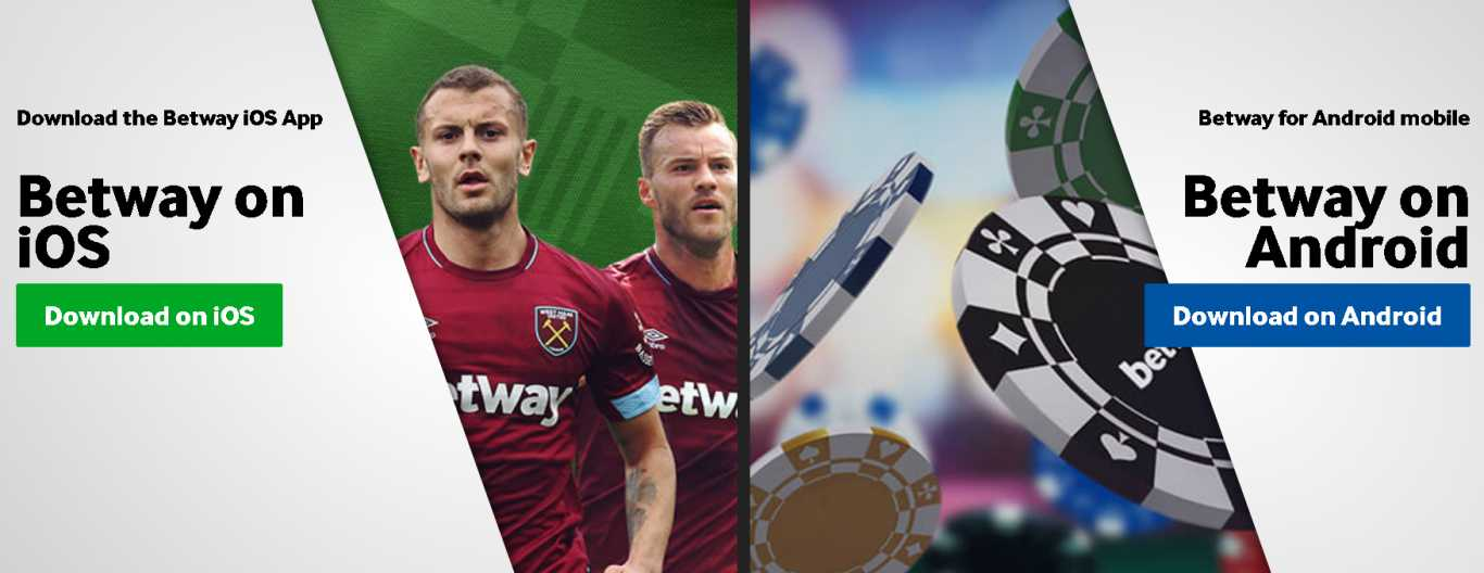 Betway app for Android and iOS download