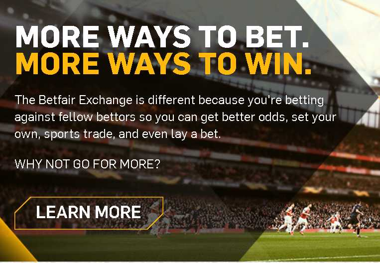 other options Betfair app